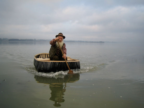 stour coracle maker quentin page